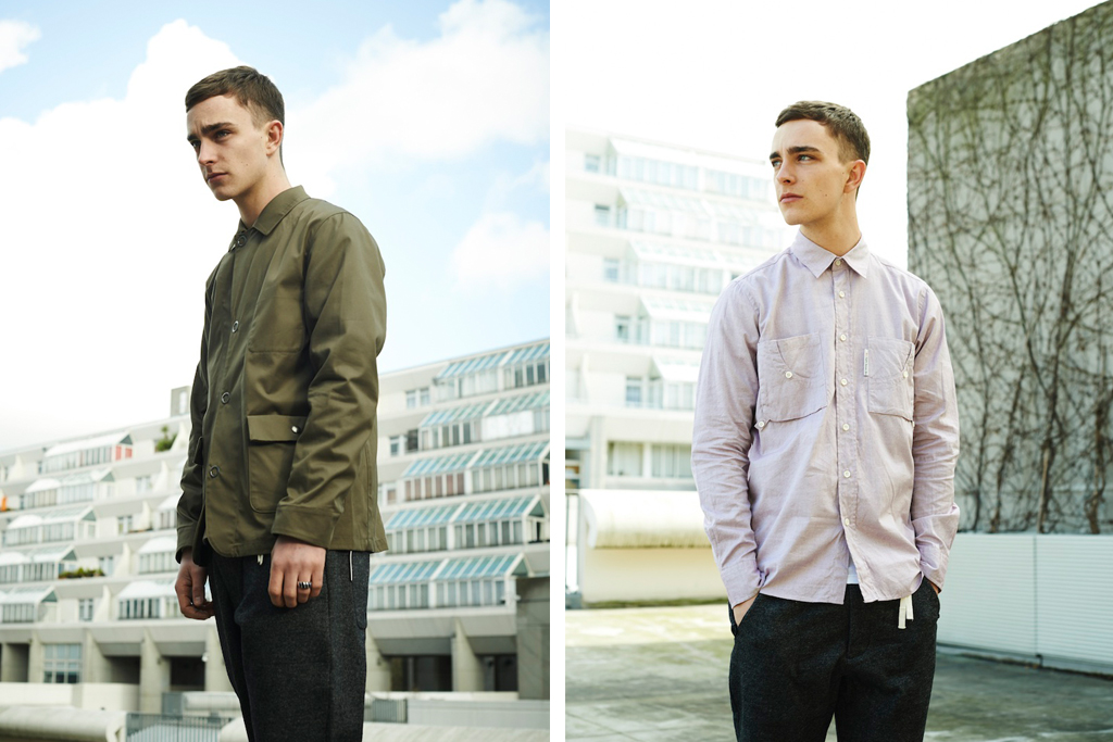 6876 x CASH CA 2014 Spring/Summer Lookbook