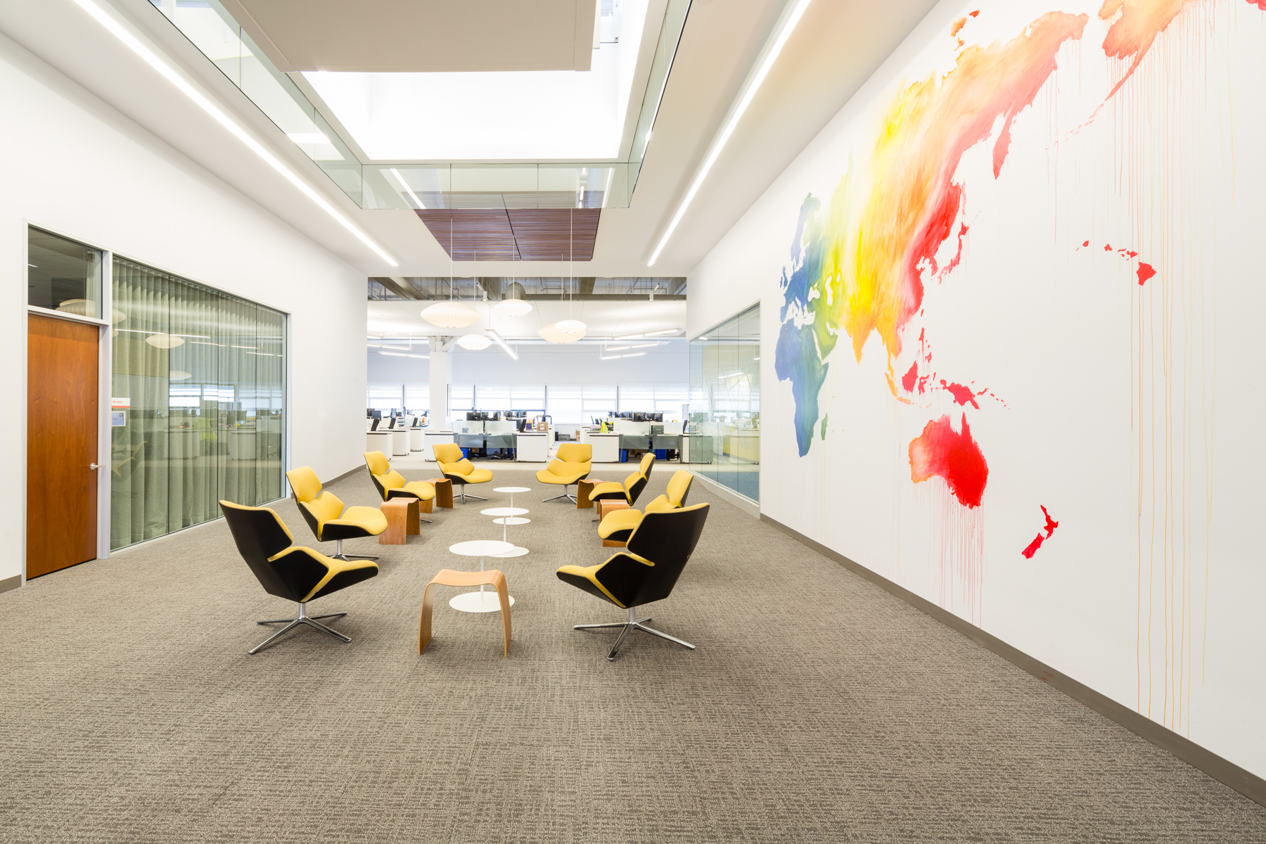 HYPEBEAST Spaces: Hawaiian Airlines Headquarters