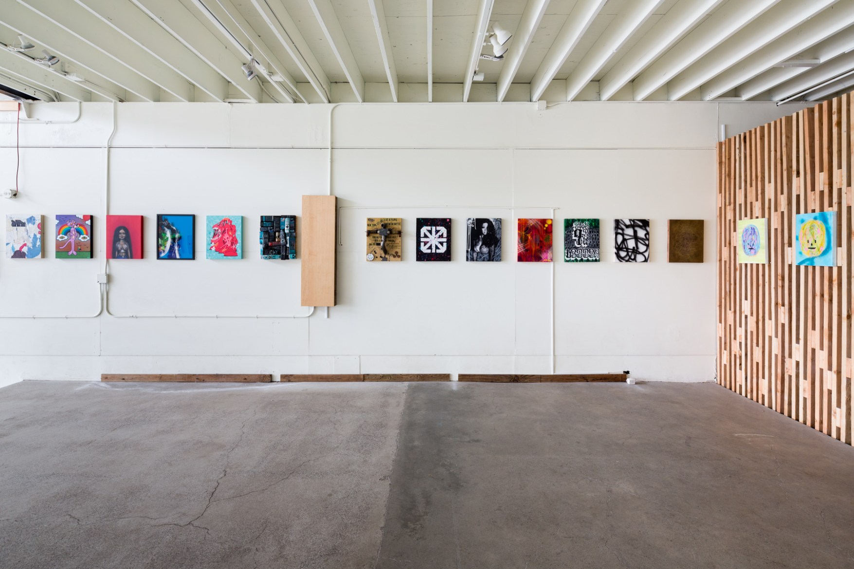 RVCA x The Seventh Letter Pop-Up Exhibition @ POW! WOW! Hawai'i 2014