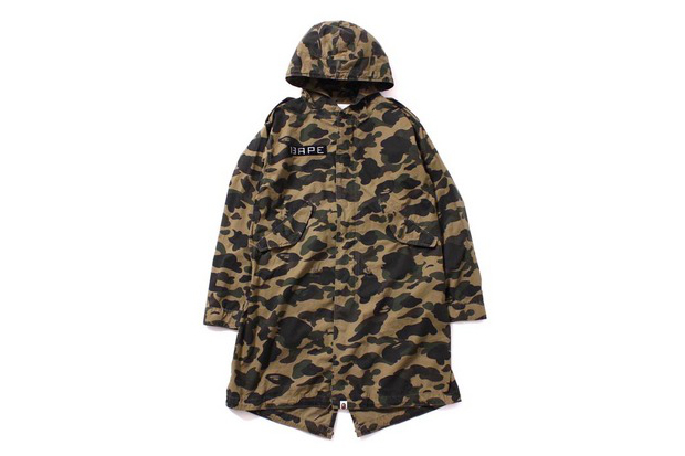 A Bathing Ape 1ST CAMO M51