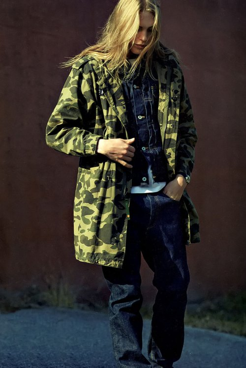 A Bathing Ape 2014 Spring/Summer Editorial by GRIND