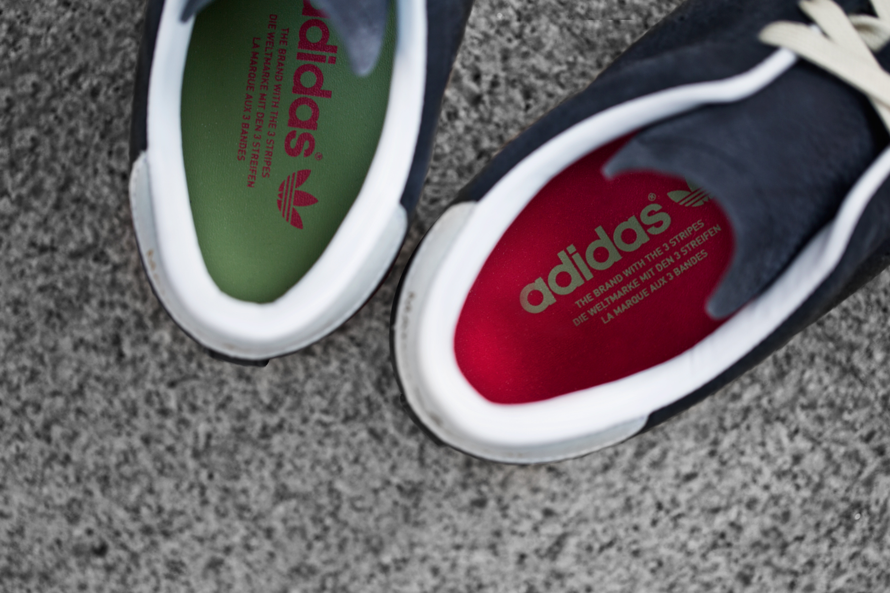 "A Closer Look at the adidas Originals Blue Matchplay ""Remix Oddity"""