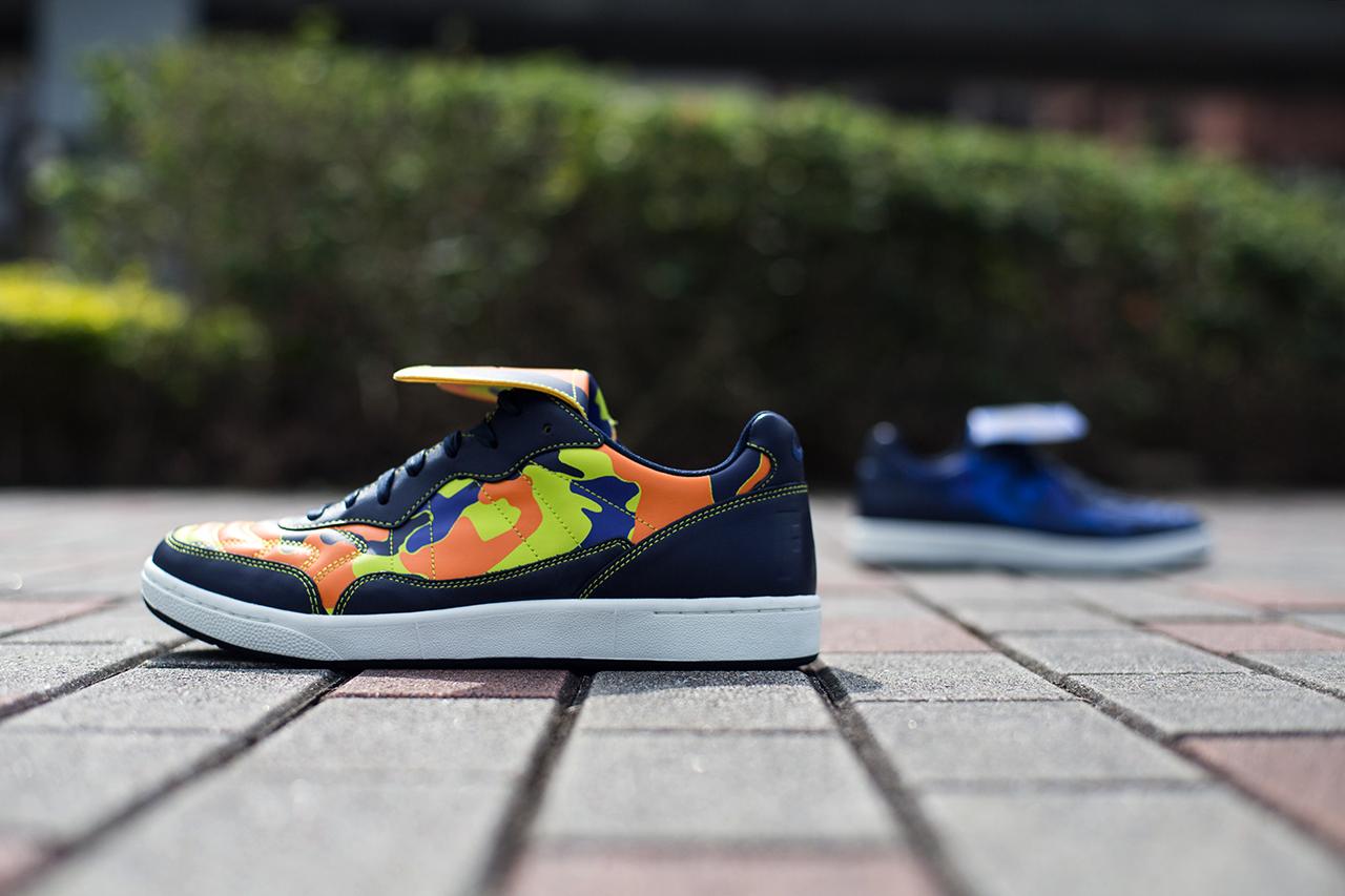 """A Closer Look at the F.C.R.B. x Nike Tiempo '94 """"Camo"""""""