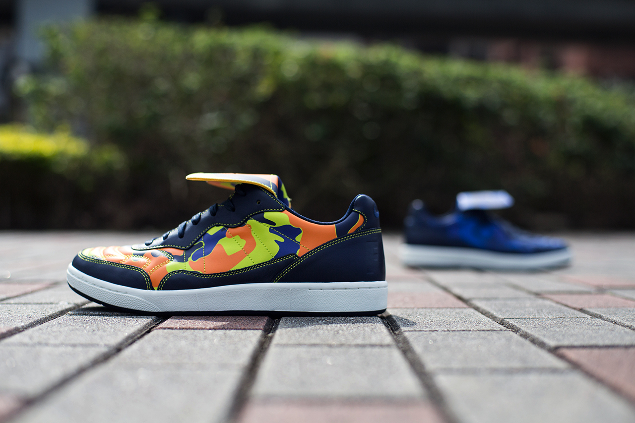 "A Closer Look at the F.C.R.B. x Nike Tiempo '94 ""Camo"""