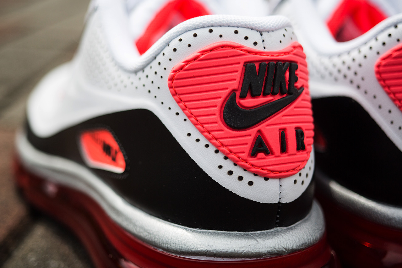 "A Closer Look at the Nike Air Max 90-2014 ""Infrared"""