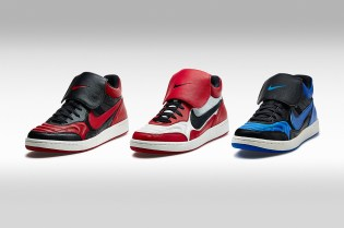 """A Closer Look at the Nike Tiempo '94 Mid """"Air Jordan"""" Collection"""