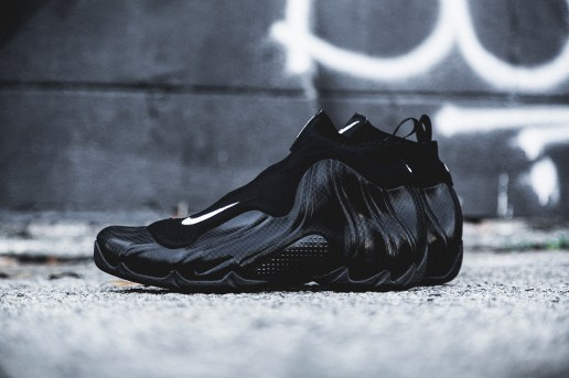 "A Closer Look at the Nike 2014 Air Flightposite ""Carbon Fiber"""