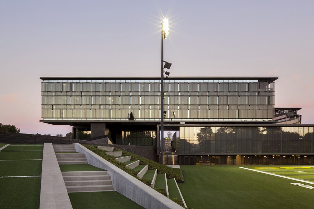 A Look Inside the University of Oregon Hatfield-Dowlin Complex by ZGF Architects