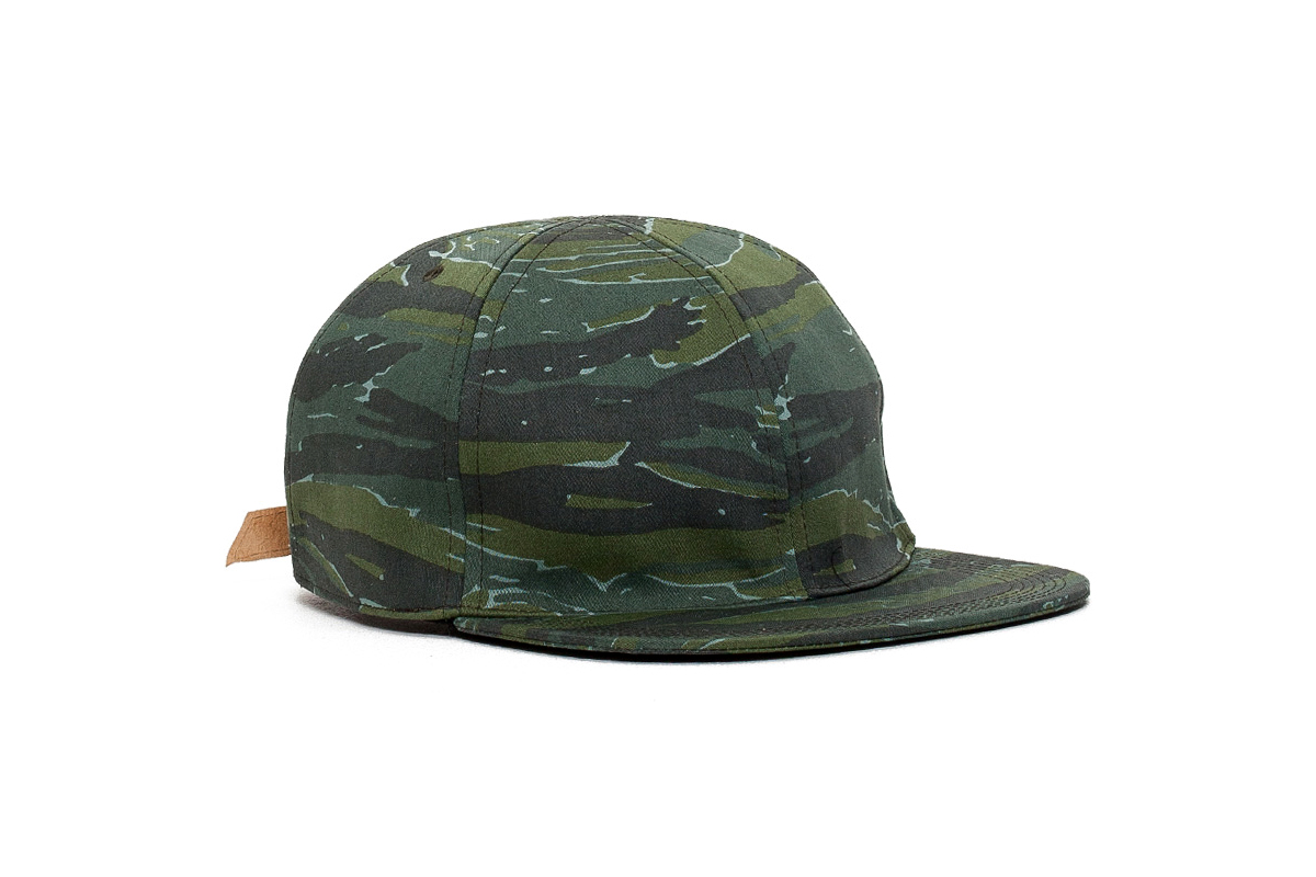a p c 2014 spring summer camouflage cap