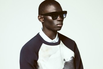 A. Sauvage 2014 Spring/Summer Eyewear Campaign Preview