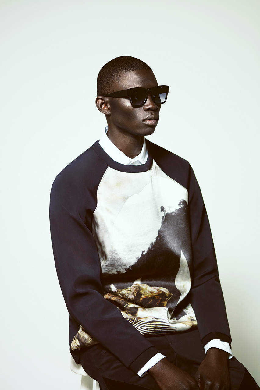 a sauvage 2014 spring summer eyewear campaign preview