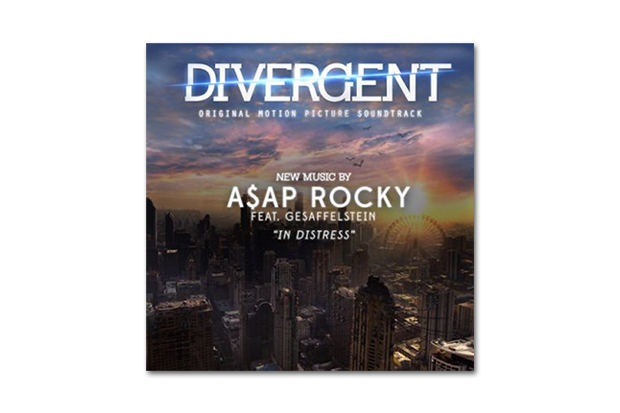 A$AP Rocky featuring Gesaffelstein – In Distress