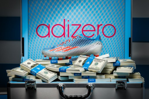 adidas adizero 5-Star 40 Cleat