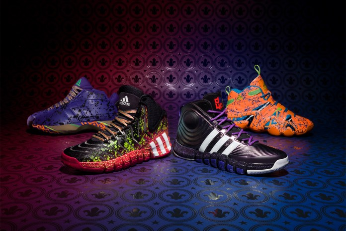 adidas Basketball 2014 All-Star Collection