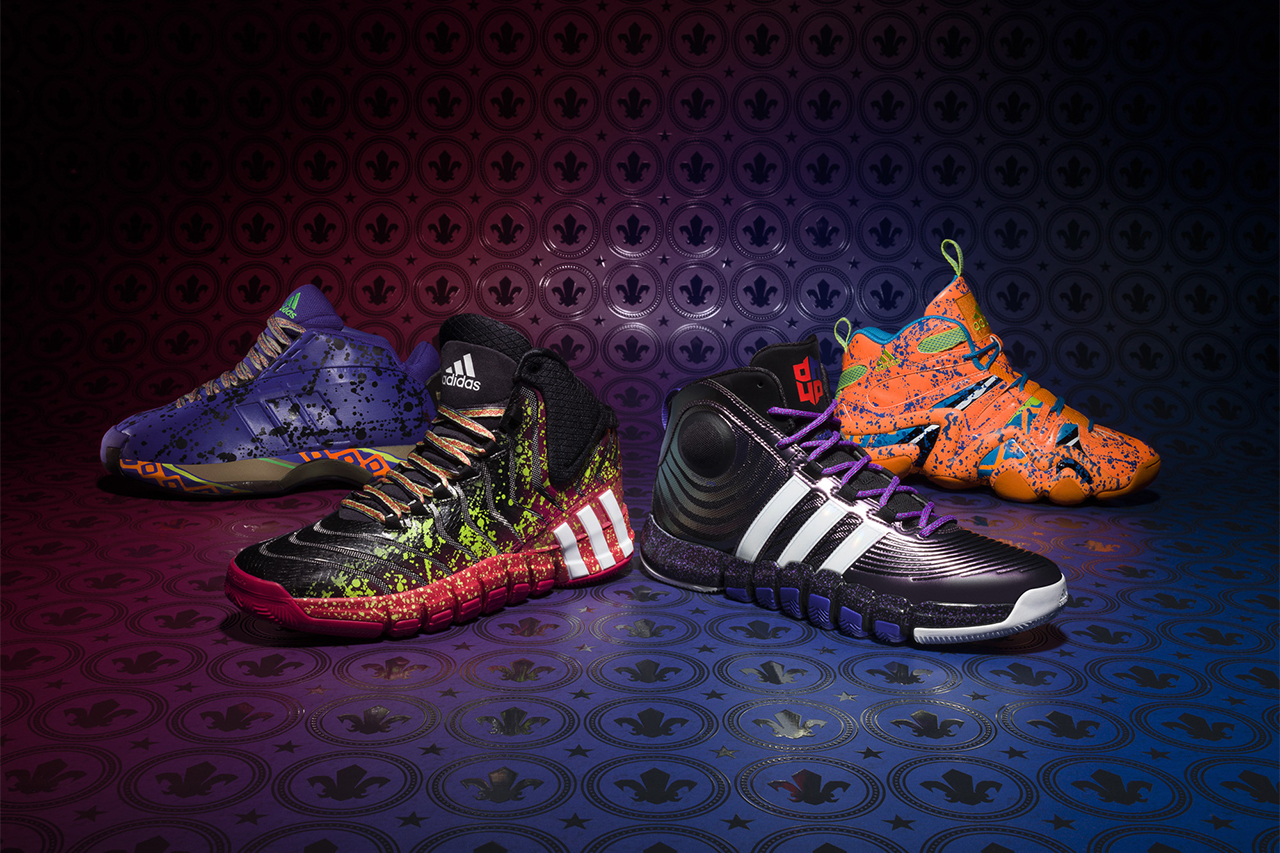 adidas basketball 2014 all star collection