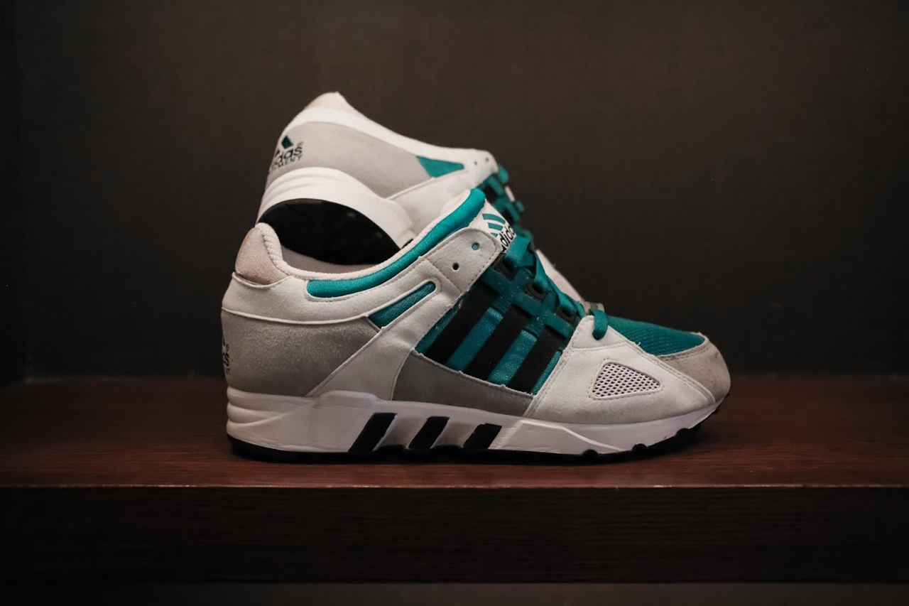 adidas Originals EQT Exclusive Launch Breakfast Hosted by Gary Aspden Recap