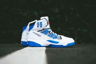 adidas Mutombo Running White/Blue