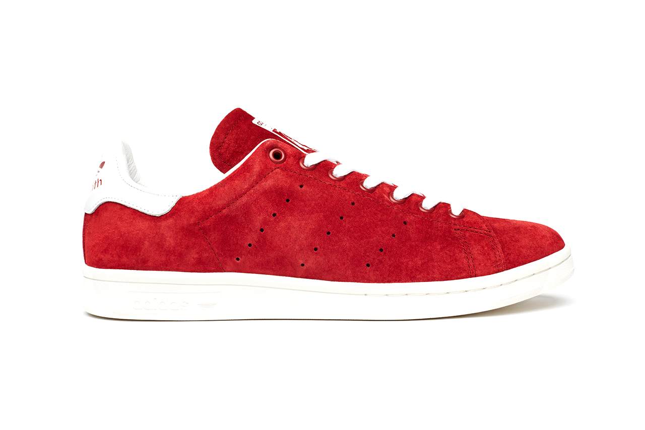 adidas Originals 2014 Spring/Summer Stan Smith Suede Pack