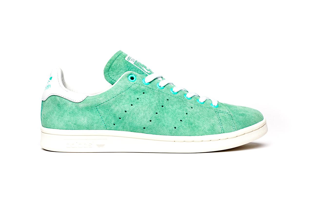 adidas Originals 2014 Spring/Summer Stan Smith Suede Pack