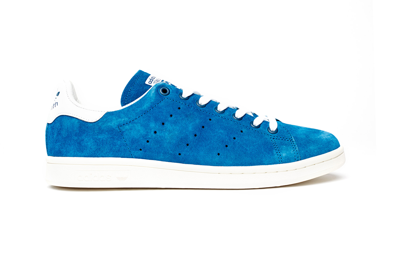 adidas originals 2014 spring summer stan smith suede pack