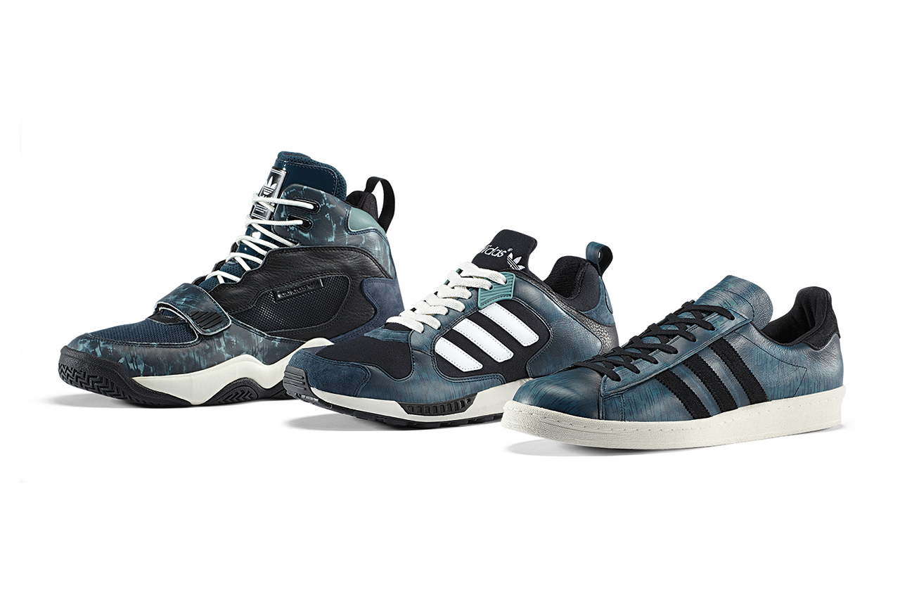 "adidas Originals 2014 Spring/Summer ""Streetwear"" Pack"