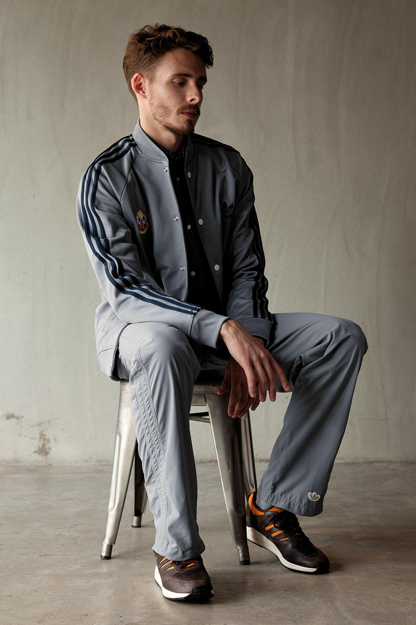 adidas Originals by 84-Lab 2014 Spring/Summer Lookbook