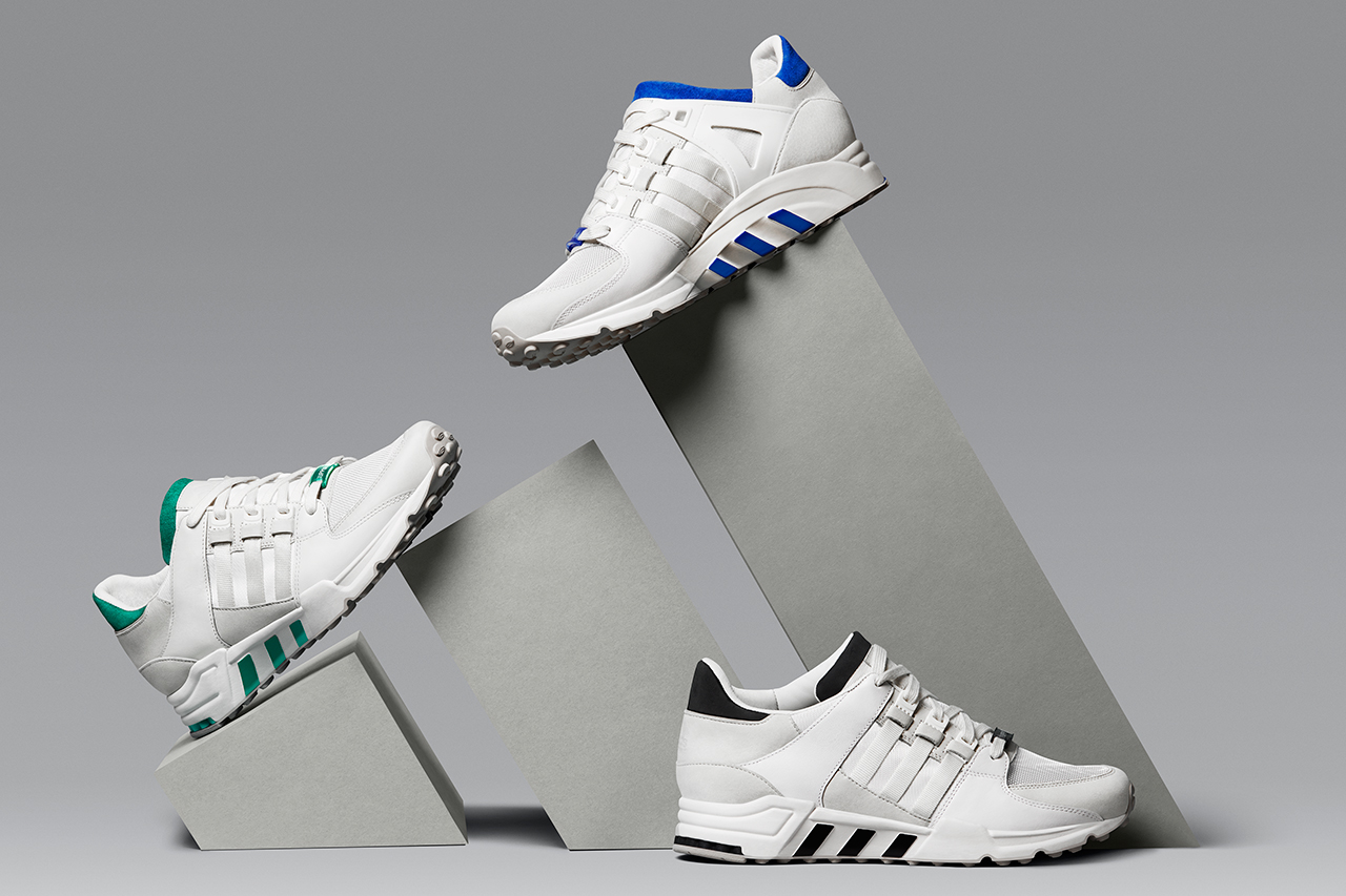 adidas Originals 2014 Spring/Summer EQT White Pack