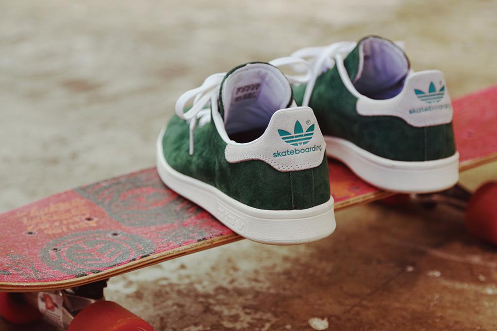 adidas Originals Stan Smith Skateboarding