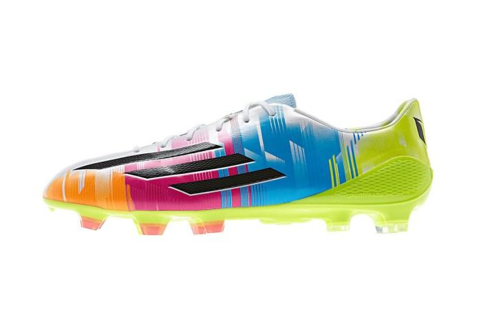 adidas Unveils the F50 adizero TRX FG Messi
