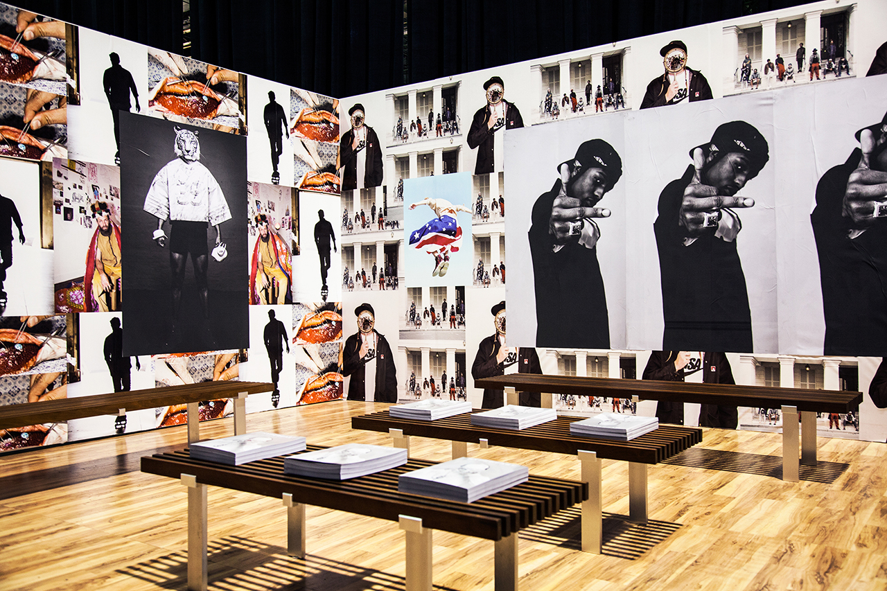 "Agenda Las Vegas: The HYPEBEAST ""Third Space"" Booth"