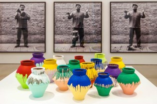 Ai Weiwei Doesn't See Irony in Smashed Vase