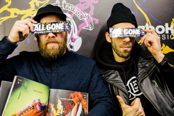 All Gone 2013 Book Launch @ Foot Patrol London