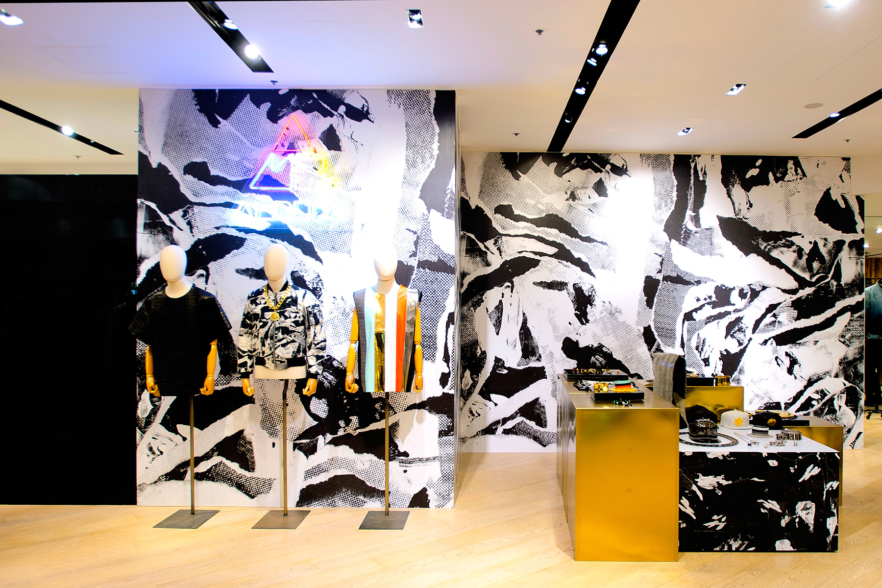 AMBUSH Pop-Up Shop in JOYCE Hong Kong