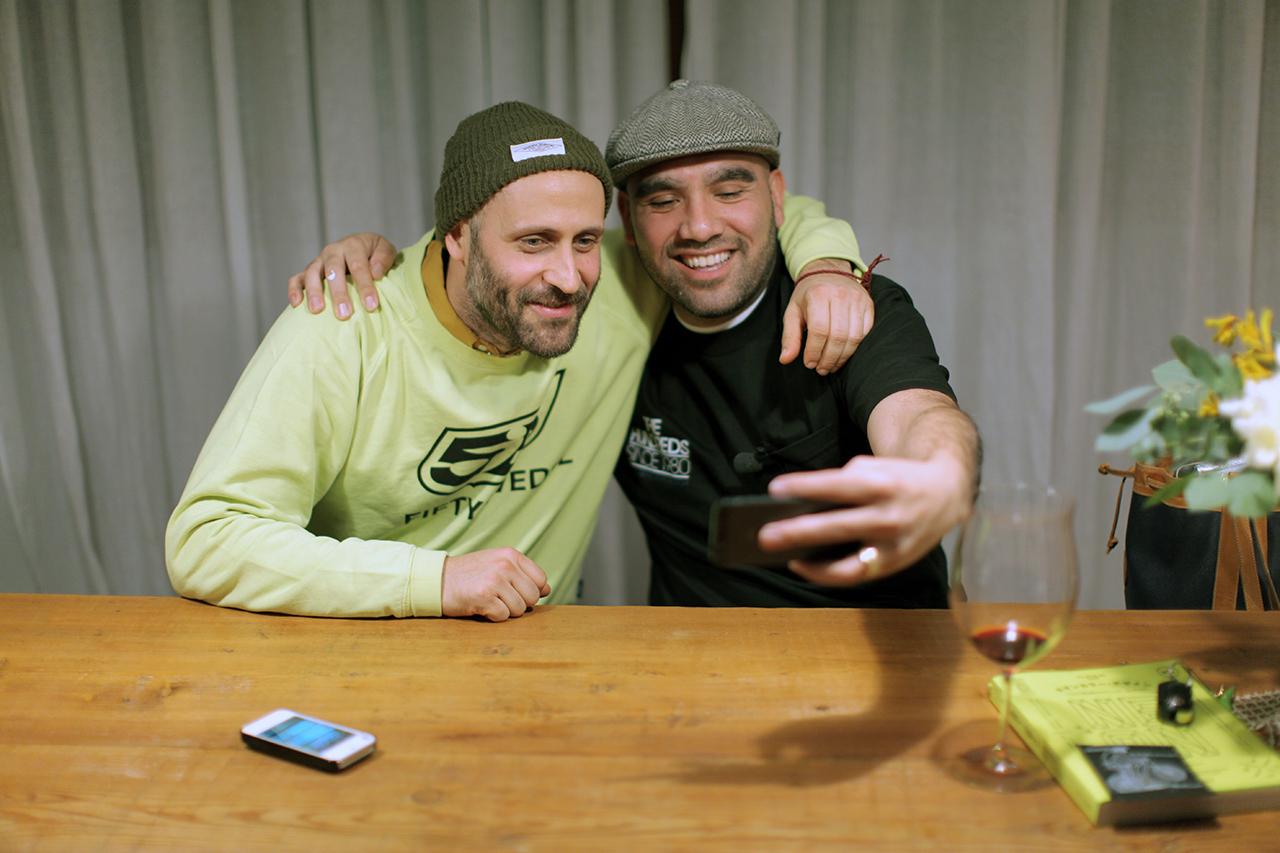 Andrea Rosso & Aaron De La Cruz on Collaborating with Birkenstock and Arkitip