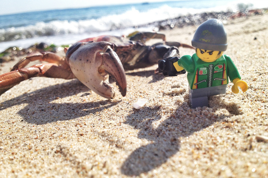 Legography by Andrew Whyte