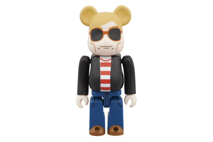 Andy Warhol x Medicom Toy Bearbrick Collection