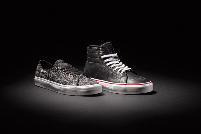 "Anthony Van Engelen & Jason Dill x Vans Syndicate 2014 ""Spider"" Pack"