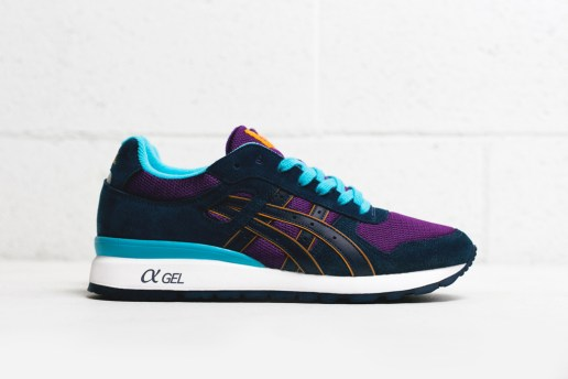 ASICS GT-II Navy/Purple