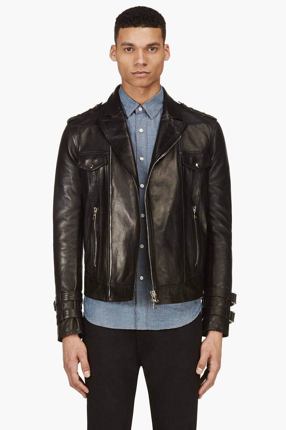 Spring Summer Leather Jackets