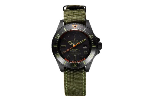 "Bamford Watch Department Rolex Deepsea ""Military"""