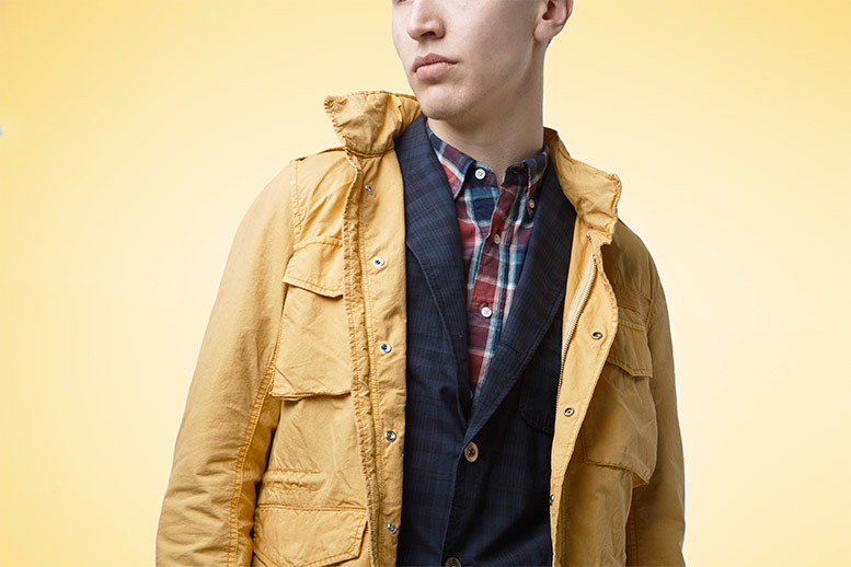 beams plus 2014 spring summer collection