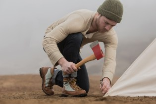 Beckel x Danner 2014 Spring Light Boots