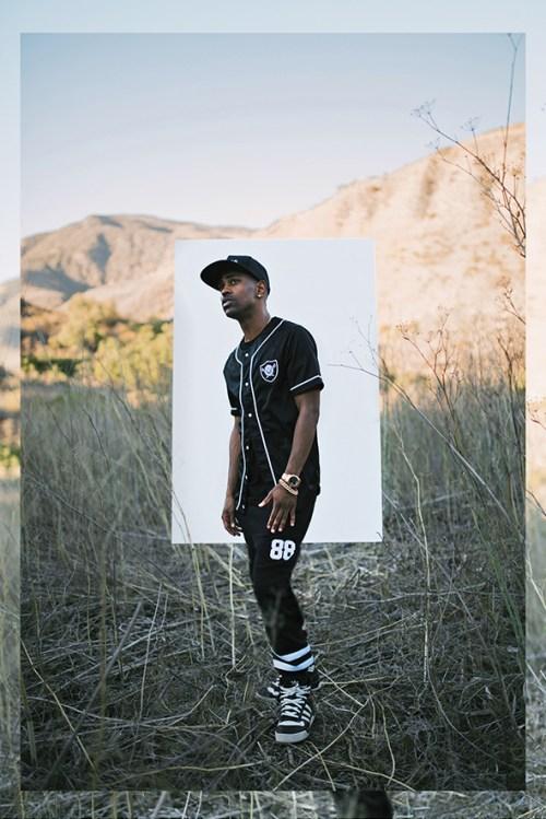 Big Sean Unveils Aura Gold 2014 Spring Lookbook