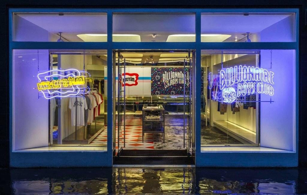 Billionaire Boys Club London Satellite Store Launch