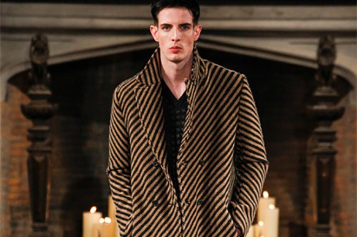 Billy Reid 2014 Fall/Winter Collection