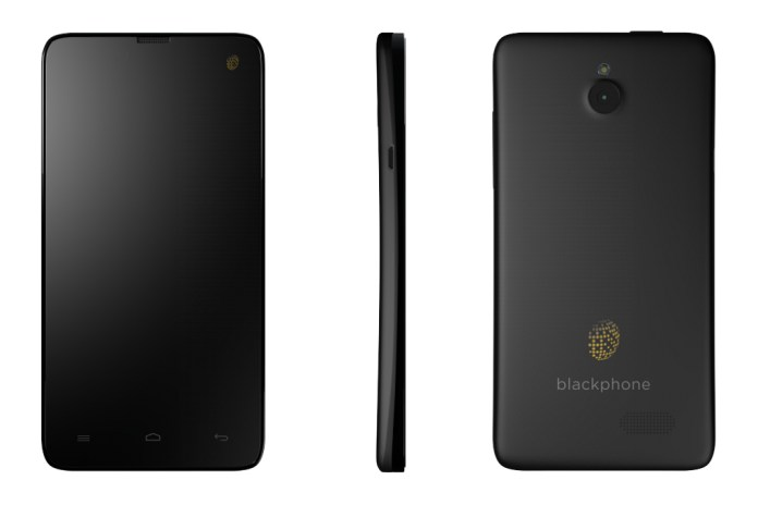 Blackphone Launches at 2014 Mobile World Congress