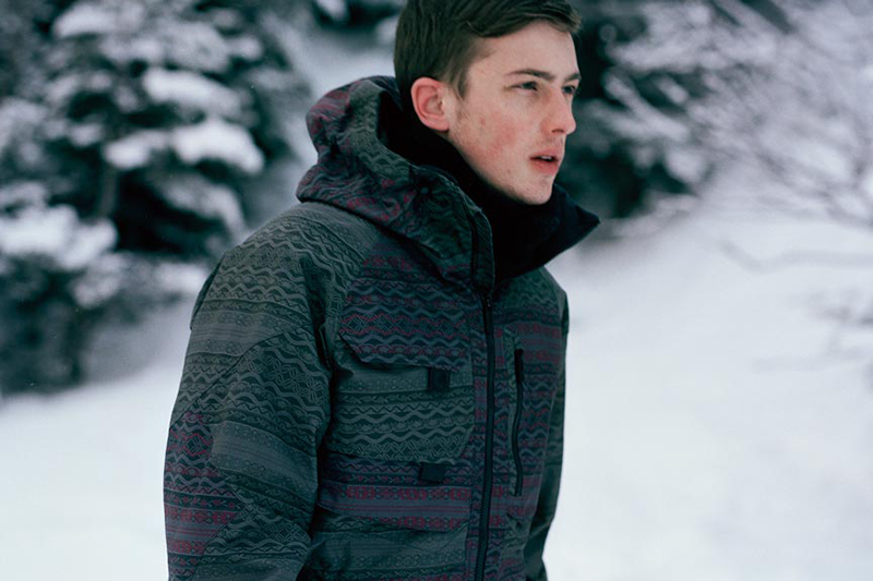BURTON THIRTEEN 2014 Fall/Winter Lookbook Preview