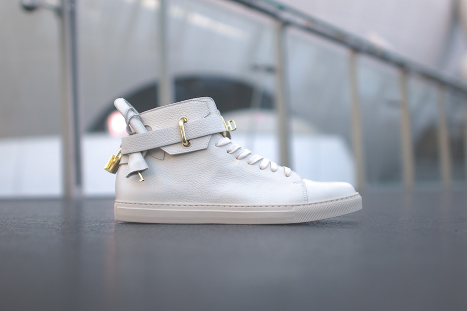 Buscemi 2014 Spring 100mm Collection