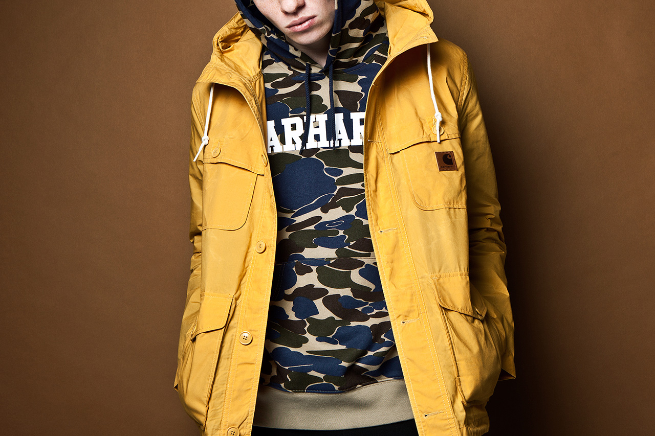Carhartt WIP 2014 Spring/Summer Collection