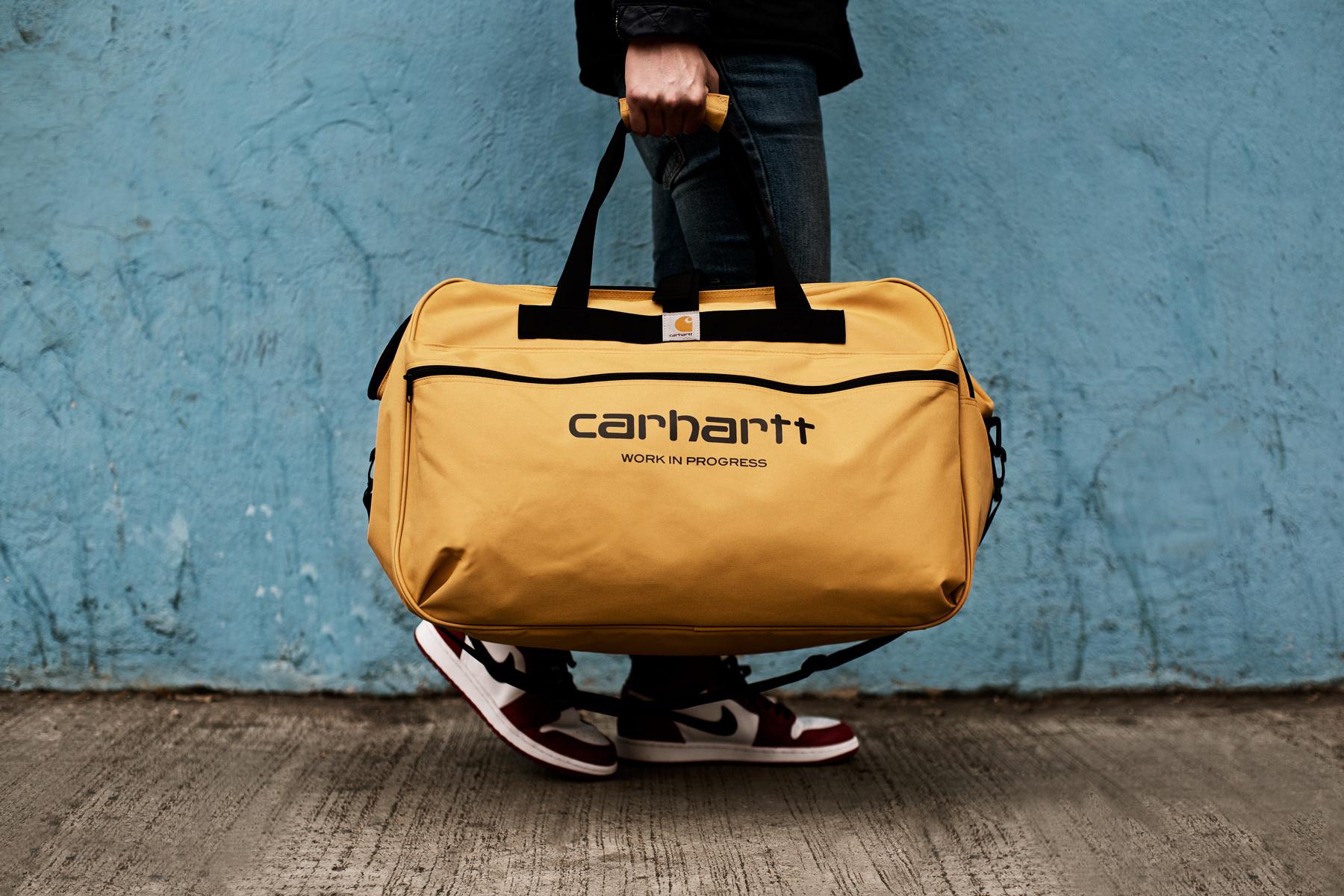Carhartt WIP 2014 Spring/Summer Duffle Bags